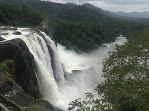 Majestic, Breathtaking and Bahubali Waterfall - Athirapally