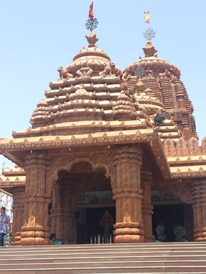 Shri Jagannath Temple 1/4 by Tripoto