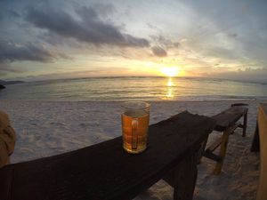 Gili Trawangan- The Party Island!
