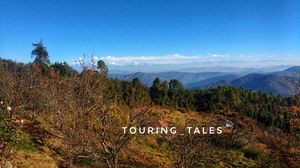 Hide yourself in the midst of the Almora; perfect weekend hill destination.