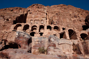The Nabataean city of Petra