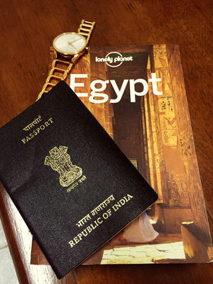 Egypt.... Where it all begins.