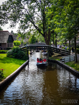 Giethoorn- The Dutch Venice (Venice Of The North)