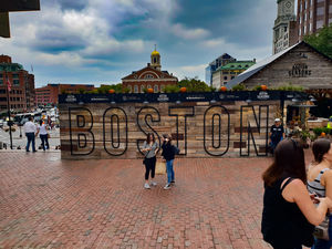 Boston: The epicenter of American revolution. #travelguideUSA
