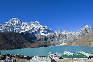 Nepal's magnificent lakes in the lap of Himalayas