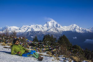 A photo trip to Poonhill, Nepal