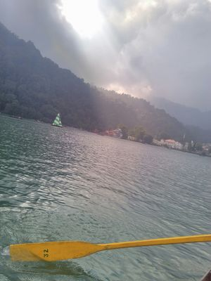 Experience the ''unconventional'': Naini Lake these summers!!