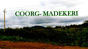 The Hive of Activity: Coorg & Madekeri