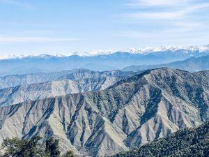 First Trek & The Mount of Nag Tibba ..