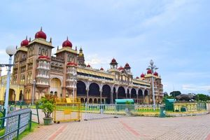 Exploring Mysore in a day!