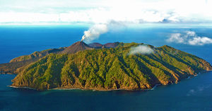 Searching for places to add to your Bucket List : Add Barren Island right away