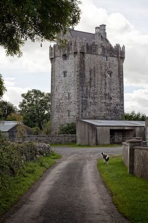 Live in a Castle with your Galway Girl at a mere 10,000 AirBnB