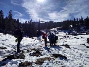 Winter Trekking Hacks