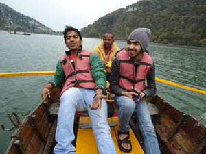 Nainital would be angry that it was not given the title of city of lakes