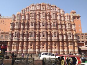 The Pink in Jaipur #rajasthaninphotos