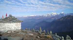 Trekking solo to Deorital-Chopta-Chandrashila summit!