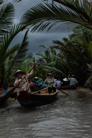 Life @Mekong delta