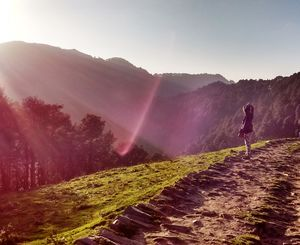 Tirthan Valley: A sneak peek into the trails of Jalori Pass, Serloskar Lake and Gahidhar Falls.