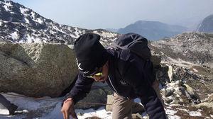 Indrahar pass trek from mcleadganj