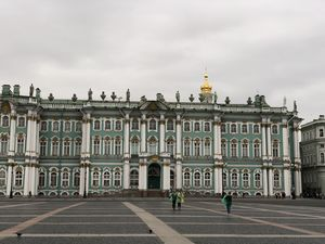 Places to visit in St. Petersburg, Russia