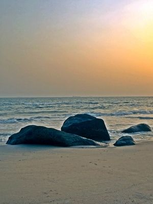 Beach Hopping in Mangalore
