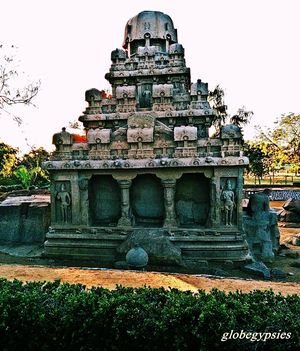 Five Rathas Cross 1/undefined by Tripoto