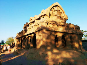 An Ancient Land Called Mahabalipuram