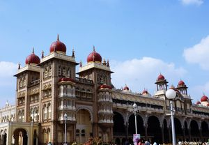 The City of Palaces-Mysore in a day
