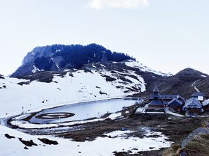 Prashar Lake Trek - A Tale of Reunion