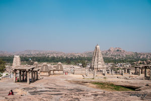 Hampi – A Mythical & Majestic Landscape of Rocks, Ruins and Temples