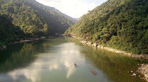 Musings from the last village of Meghalaya