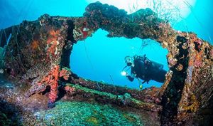All you need to know about Wreck Diving and the best places in India to try it