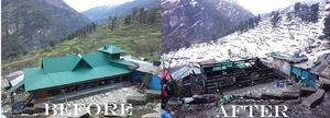 How a bunch of Wanderlusters burned down a heritage homestay in Uttarakhand