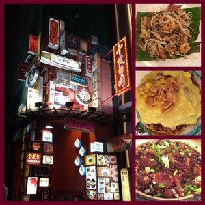 5 best street food locations in Kuala Lumpur