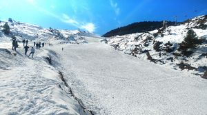 A normal day turned up in to a Trip..!! Auli - a ski destination