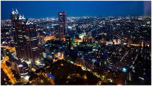 Tokyo (part 2 of 6): Shibuya-Harajuku-Shinjuku