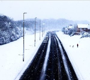 United kingdom - winter wonderland