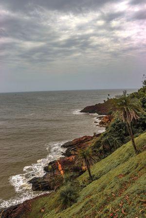 Gokarna : Beaches to live for ❤️ #offbeatplace