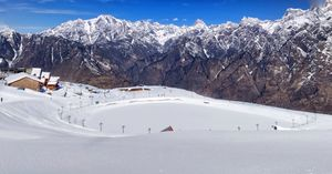 Auli - A Perfect Winter Wonderland