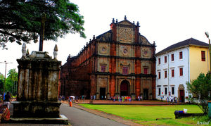 Popular Sightseeing Place near Old Goa | Tour Information