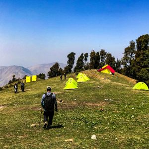 Nag Tibba Trek: An Exciting Trail In The Vastness Of Garhwal Himalayas