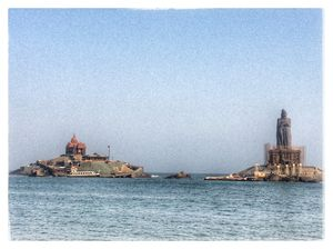Kanyakumari Explored!