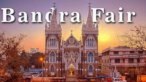 Bandra Fair at Mount Mary Church