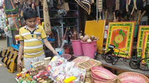 सावंतवाडी मधील लाकडी खेळण्यांची बाजारपेठ | Sawantwadi Wooden Toy Market | Chitar Ali | India