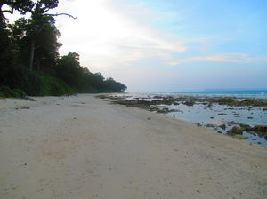 ANDAMAN- Virgin Beaches, Beautiful Sunsets and Colonial history