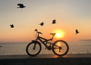 #TripotoCyclesToGoa - Cycling in a metropolitan like Mumbai- risky or fun?