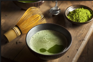 Explore Japan through Matcha flavoured foods. Green should have been the national colour of Japan!