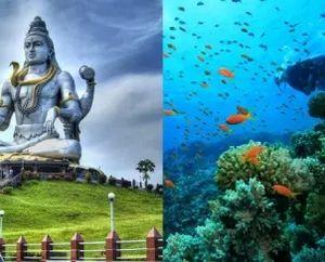 4 Best places to visit in Murudeshwar Karnataka