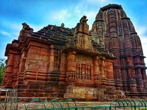Rajarani Mandir, Bhubaneswar