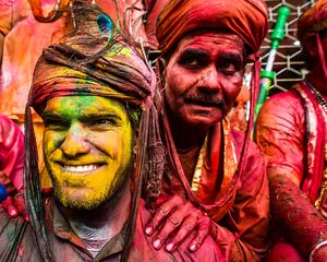 Colorful Chaos : Holi Trip To Braj